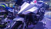Suzuki Katana Front Close View Auto Expo 2020