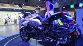 Suzuki Katana Rear Three Quarters Auto Expo 2020