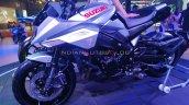 Suzuki Katana Side Profile Auto Expo 2020