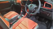 Vw T Roc Dashboard Interior Auto Expo 2020 B750
