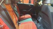 Vw T Roc Rear Seats Auto Expo 2020 54b1