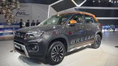 2020 Maruti Vitara Brezza Facelift Grey Orange Fro