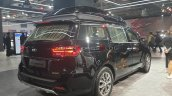 Kia Carnival Rear Quarters 2