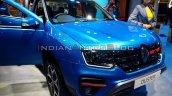 Renault Duster Turbo Petrol Exterior Auto Expo 202