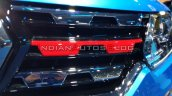 Renault Duster Turbo Petrol Grille Red Highlight A