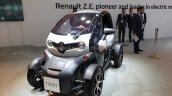 Renault Twizy Front Quarters 5