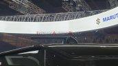 Suzuki Jimny Antenna Auto Expo 2020 549c