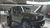 Suzuki Jimny Front Three Quarters Auto Expo 2020
