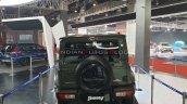 Suzuki Jimny Rear Auto Expo 2020 7237