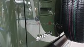 Suzuki Jimny Rear Door Handle Auto Expo 2020