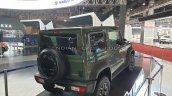 Suzuki Jimny Rear Three Quarters Auto Expo 2020