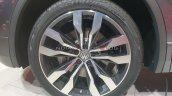 Vw Tiguan Allspace Alloy Wheel Auto Expo 2020 3b3a