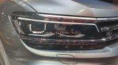 Vw Tiguan Allspace Headlamp Auto Expo 2020 B6ce