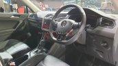 Vw Tiguan Allspace Interior Dashboard Auto Expo 20
