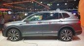 Vw Tiguan Allspace Side Profile Auto Expo 2020