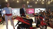 Aprilia Srx 160 Auto Expo 2020 Right Side Cd01