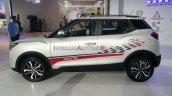 Mahindra Xuv300 Sportz Tgdi Side Profile Auto Expo