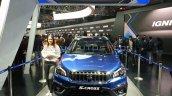 Maruti Suzuki S Cross Petrol Front Auto Expo 2020