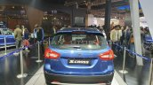 Maruti Suzuki S Cross Petrol Rear Auto Expo 2020 1