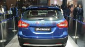 Maruti Suzuki S Cross Petrol Rear Profile Auto Exp