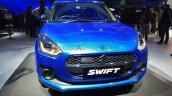 Suzuki Swift Hybrid Front Auto Expo 2020 9c71