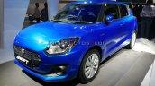 Suzuki Swift Hybrid Front Three Quarters Auto Expo