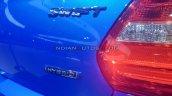 Suzuki Swift Hybrid Hybrid Bootlid Badge Auto Expo