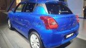 Suzuki Swift Hybrid Rear Three Quarters Left Side