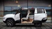 Tata Sierra Ev Concept Cabin