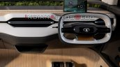 Tata Sierra Ev Concept Dashboard Driver Side