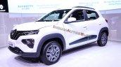 Renault City K Ze Front Three Quarters At Auto Sha