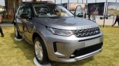 2020 Land Rover Discovery Sport Facelift Front Thr