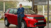 2020 Land Rover Discovery Sport Facelift Indian La