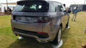 2020 Land Rover Discovery Sport Facelift Rear Thre