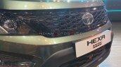 Tata Hexa Safari Concept Grille Auto Expo 2020