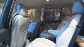 Tata Hexa Safari Concept Second Row Seats Auto Exp