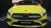 Mercedes Amg A 35 4matic Limousine Front Auto Expo