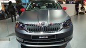 Skoda Rapid Matte Concept Front Auto Expo 2020