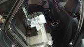 Skoda Rapid Matte Concept Rear Seat