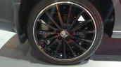 Skoda Rapid Matte Concept Wheel Auto Expo 2020