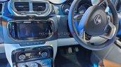 Tata Hexa Safari Concept Dashboard Drriver Side Au