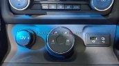 Tata Hexa Safari Concept Drive Mode Selector Auto