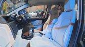 Tata Hexa Safari Concept Front Seats Auto Expo 202