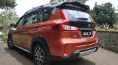 Suzuki Xl7 Rear Three Quarters Static