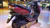 Bs Vi Suzuki Burgman Street Red Auto Expo 2020 Rig