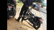 Royal Enfield Thunderbird 350x Spy Shot Rear Three