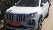 Mg Hector Plus Front Quarters