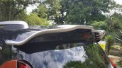 Suzuki Xl7 Roof Spoiler