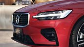 All New Volvo S60 Mk3 Front Fascia