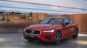 All New Volvo S60 Mk3 Front Three Quarters